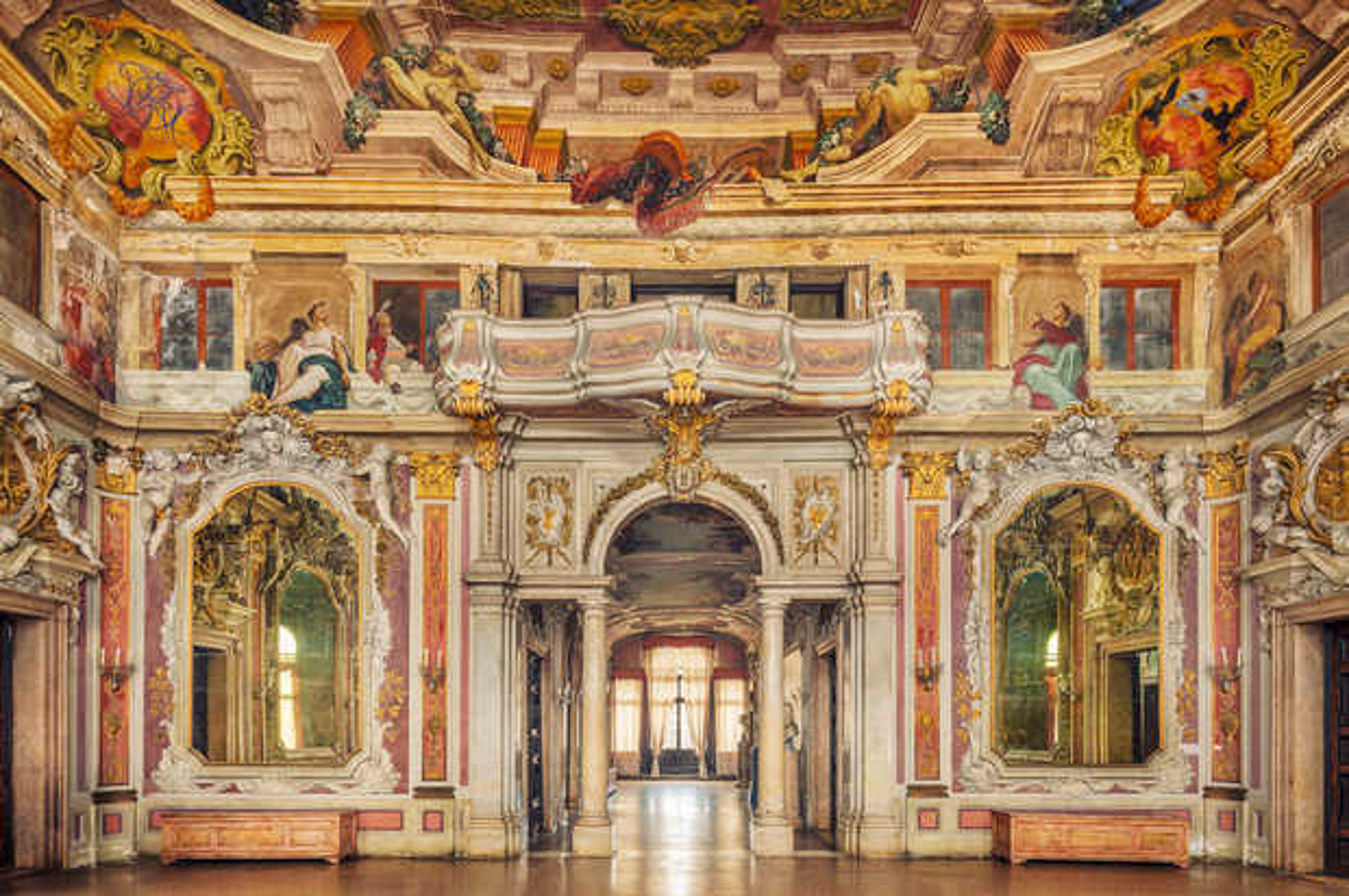 Spiegelsaal - Sven Fennema