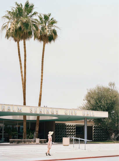 PALM SPRINGS CITY HALL (Albert Frey)