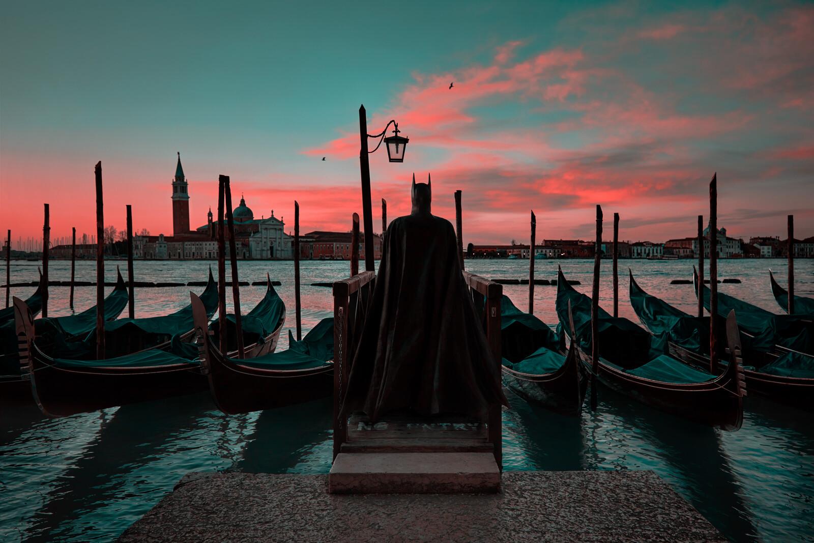 Venice - Sebastian Magnani