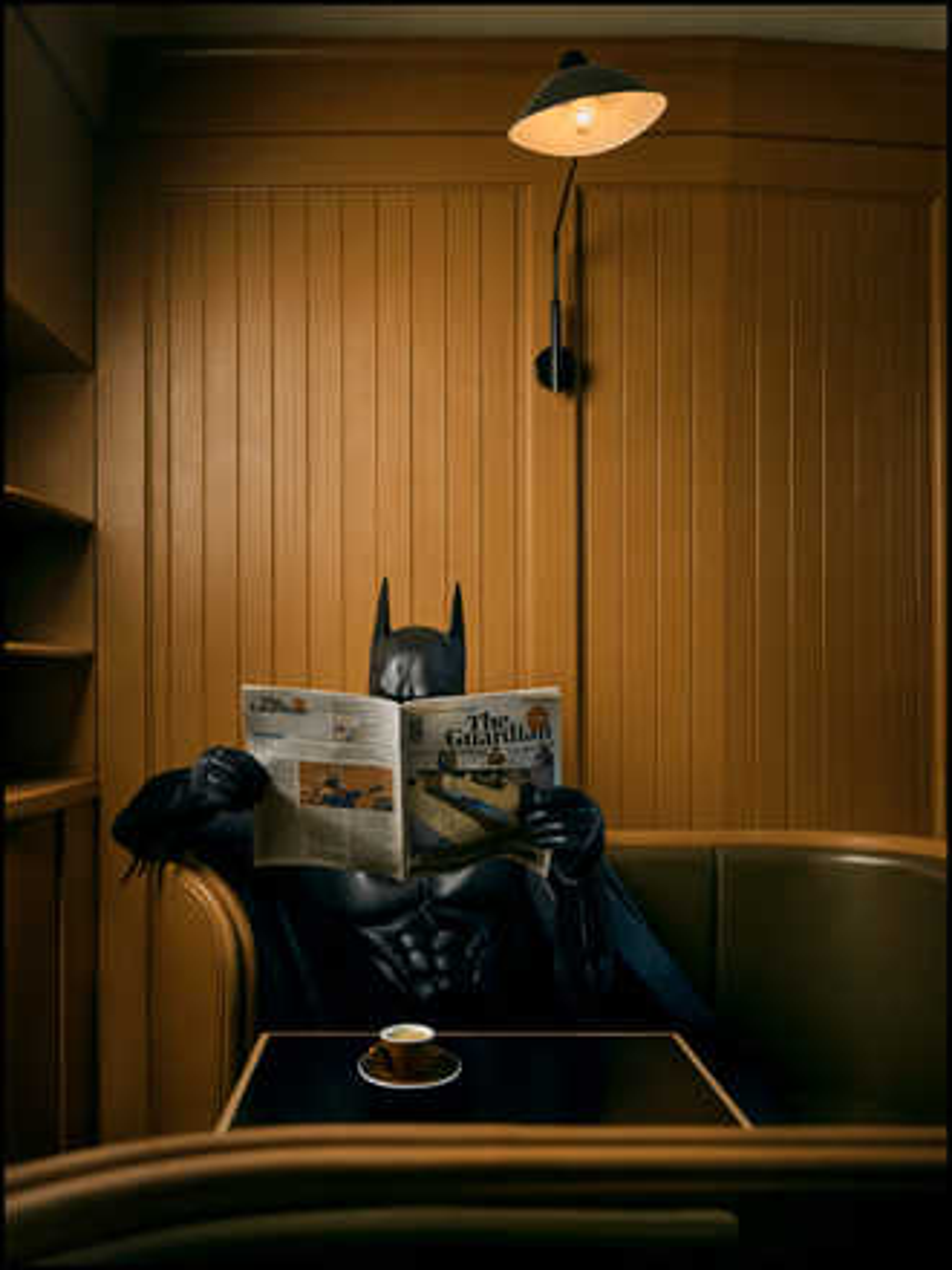 Coffee and News - Sebastian Magnani