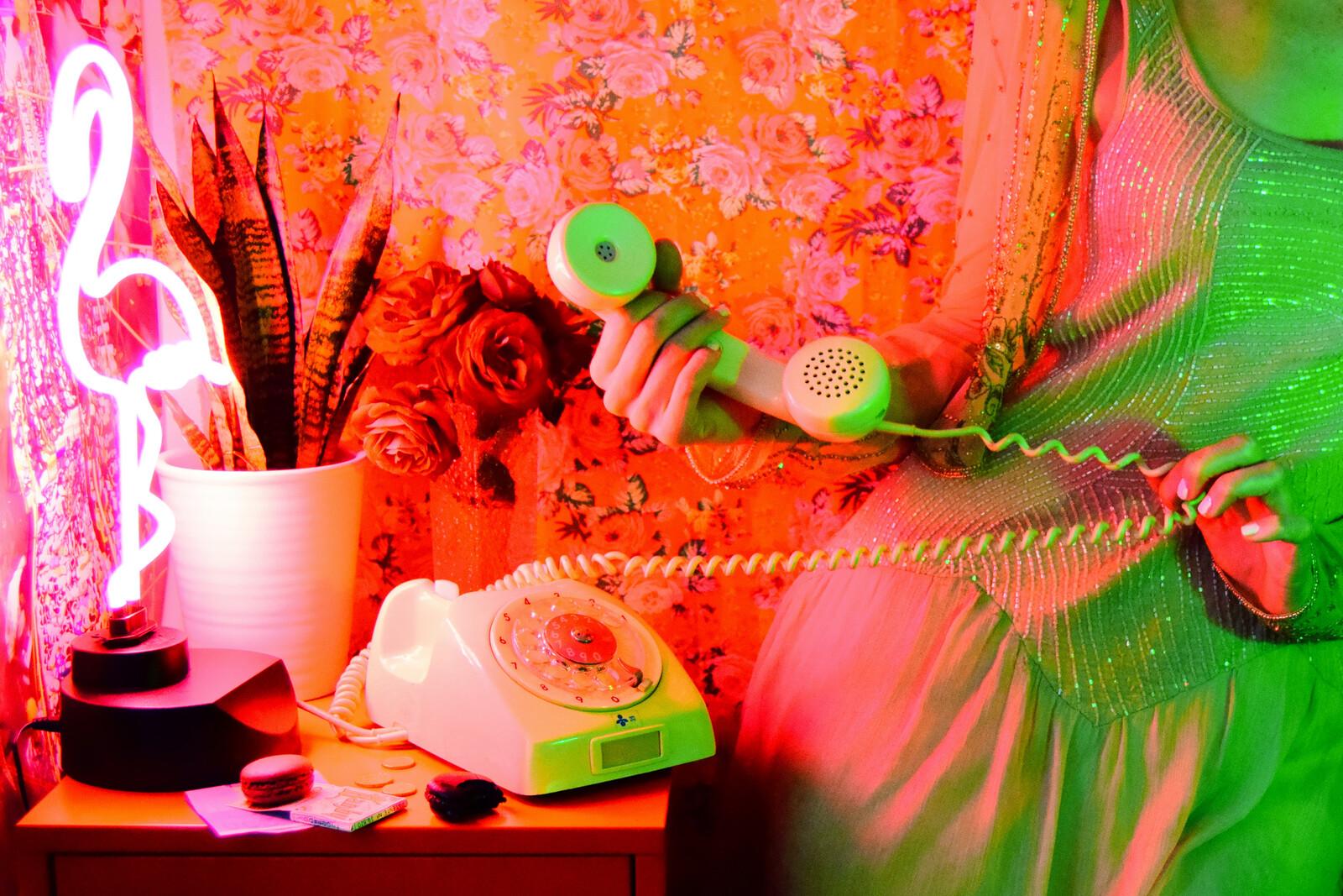 Phone booth - Sonja L.