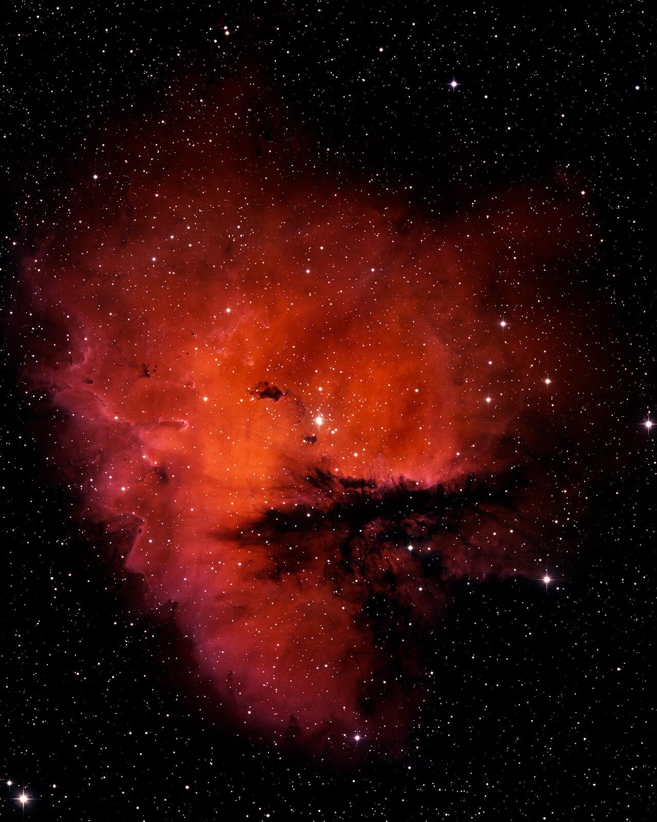 Cassiopeia (NASA/JPL - Caltech) - Hubble Telescope