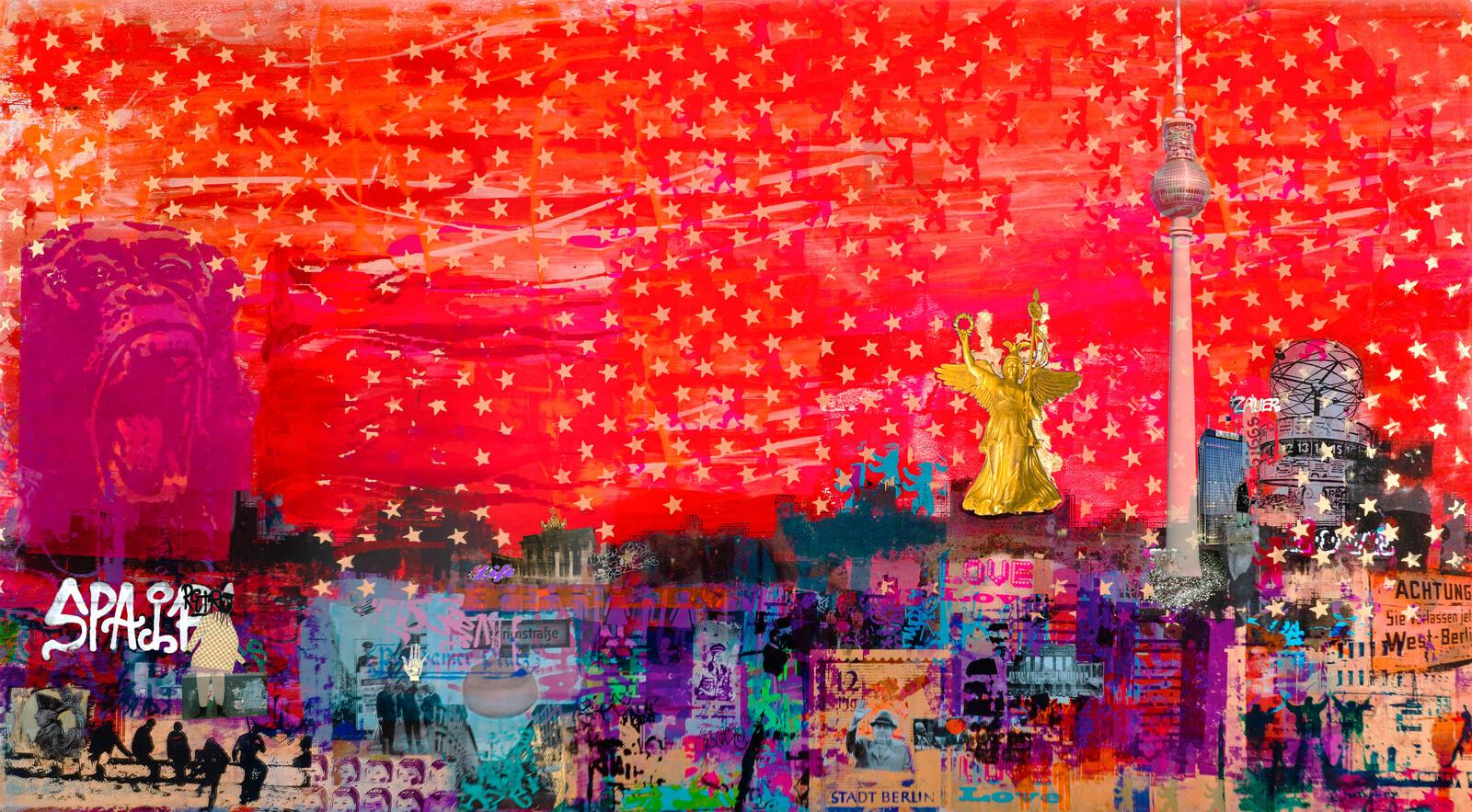 Berlin love - Sandra Rauch