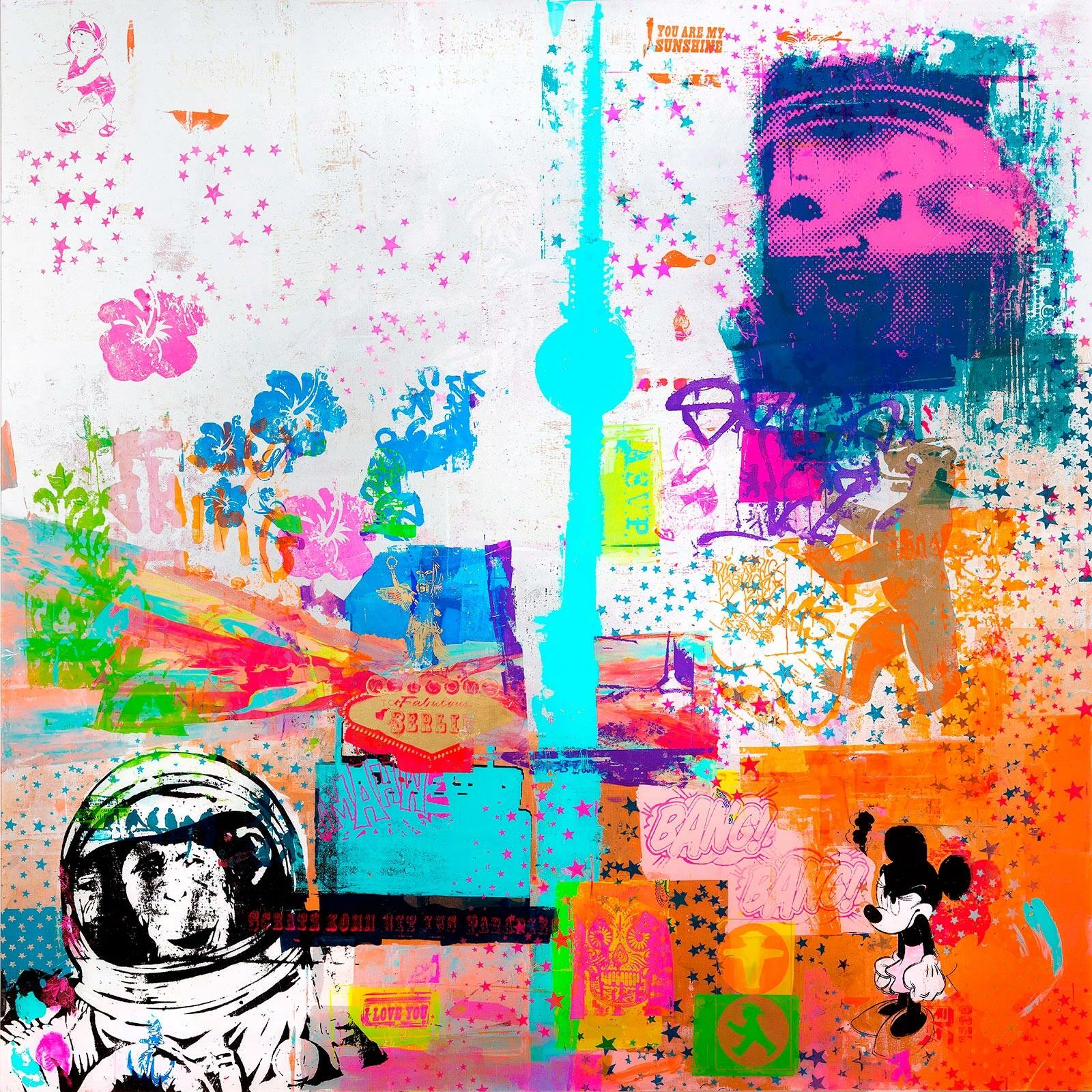 Berlin universe - Sandra Rauch