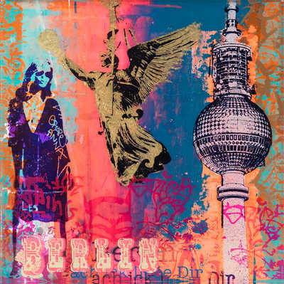 Berlin by Sandra Rauch