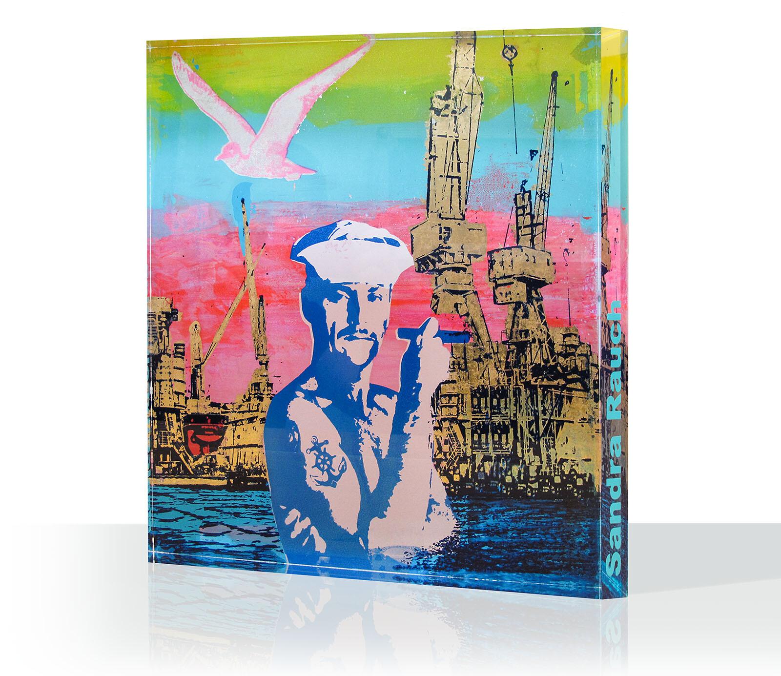 Hamburg - Sandra Rauch