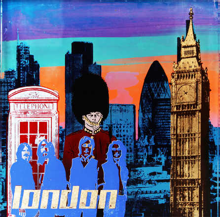 London - Sandra Rauch