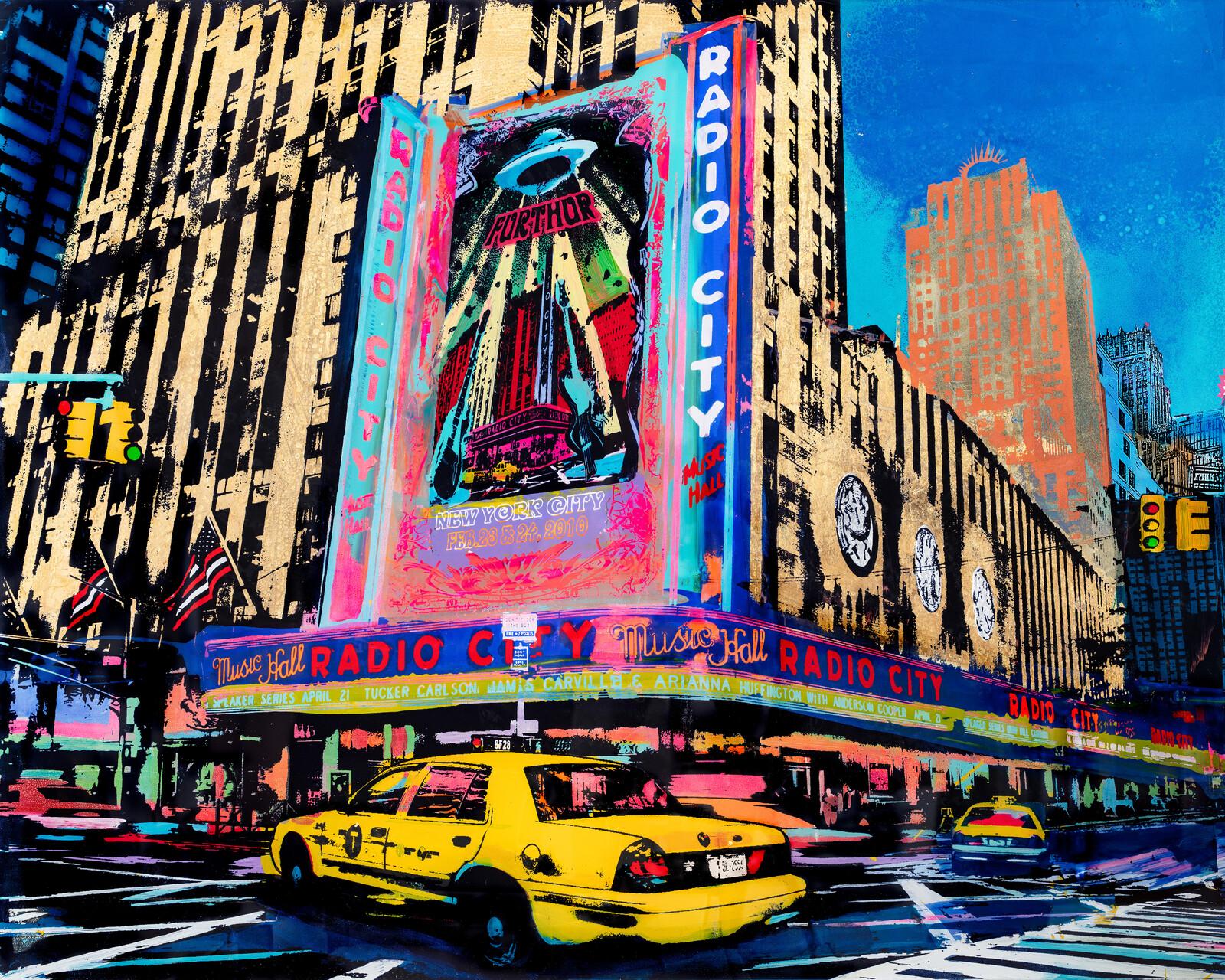 Radio City Hall - Sandra Rauch