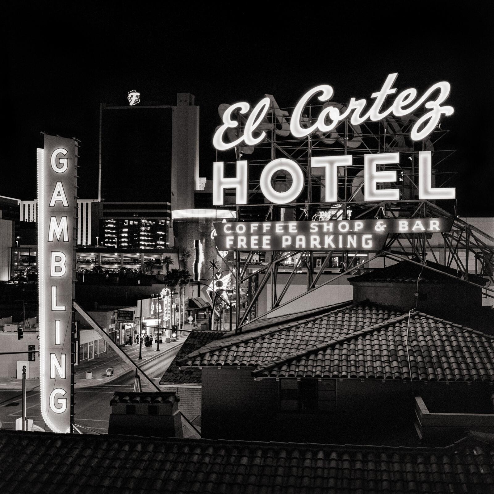 El Cortez Hotel - Shannon Richardson