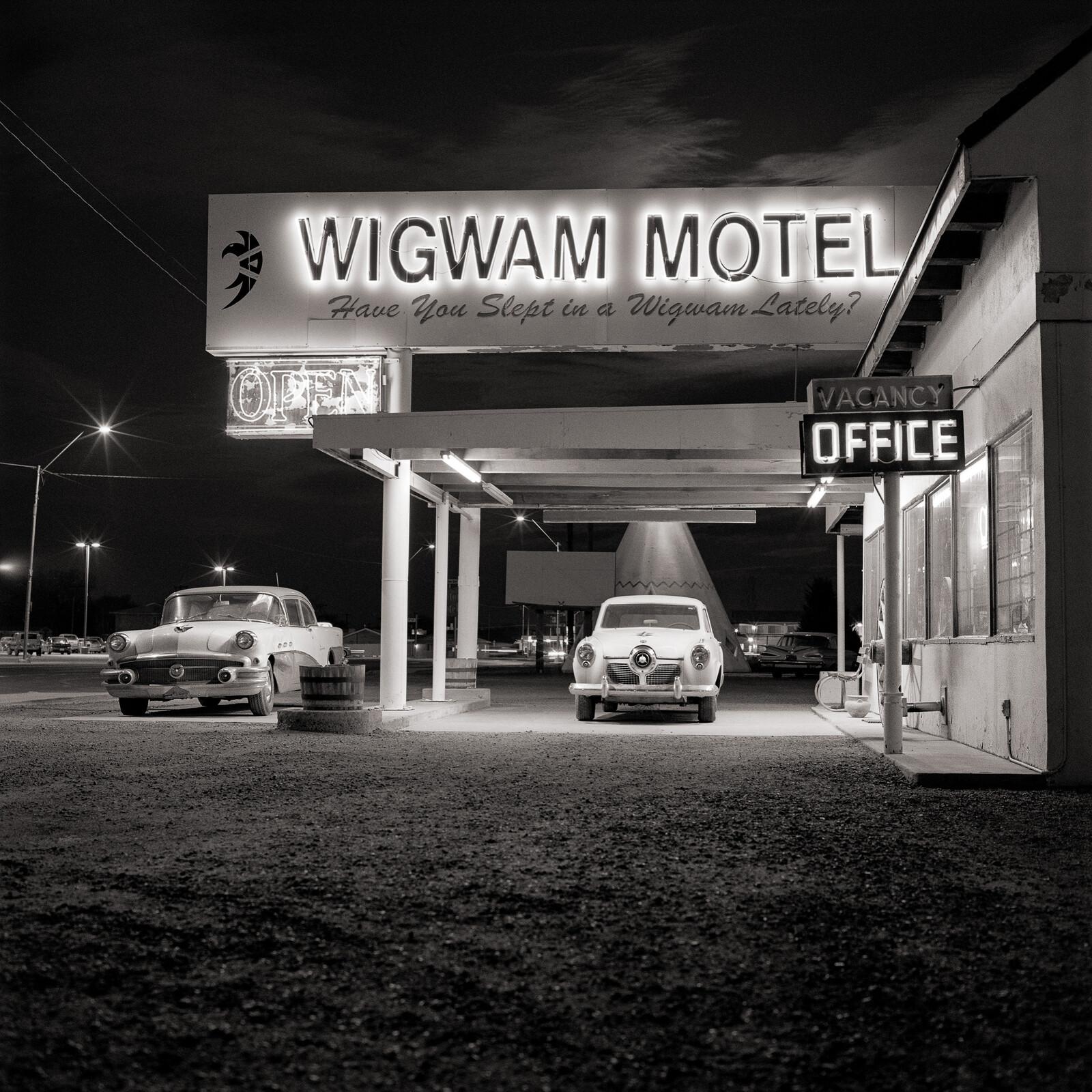 Wigwam Motel - Shannon Richardson
