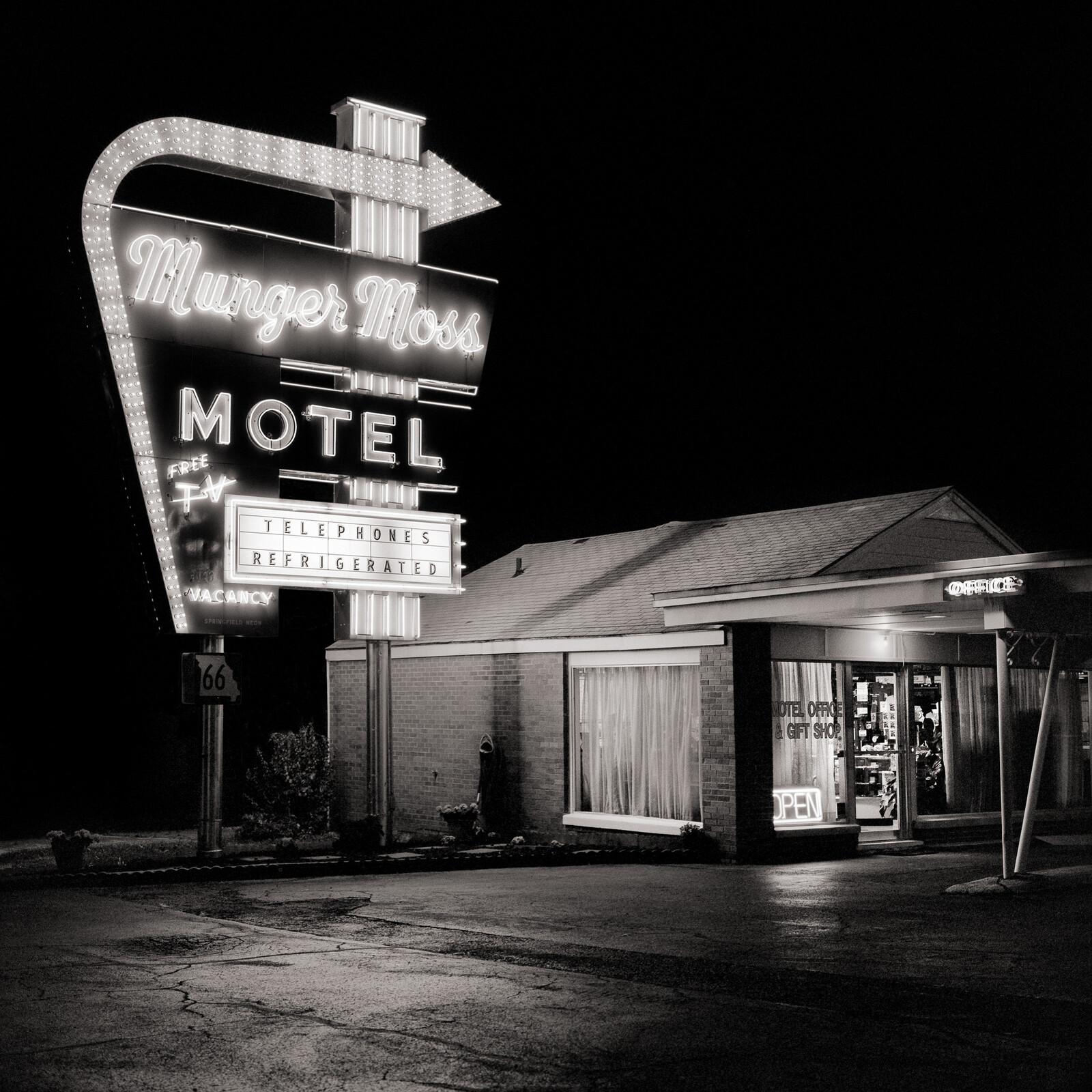 Munger Moss Motel - Shannon Richardson