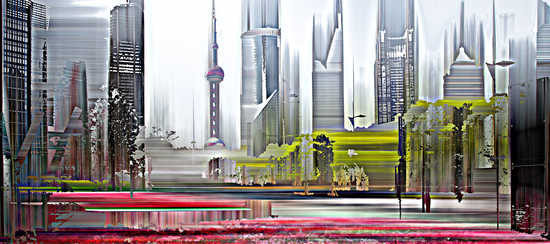 Shanghai Projections IV