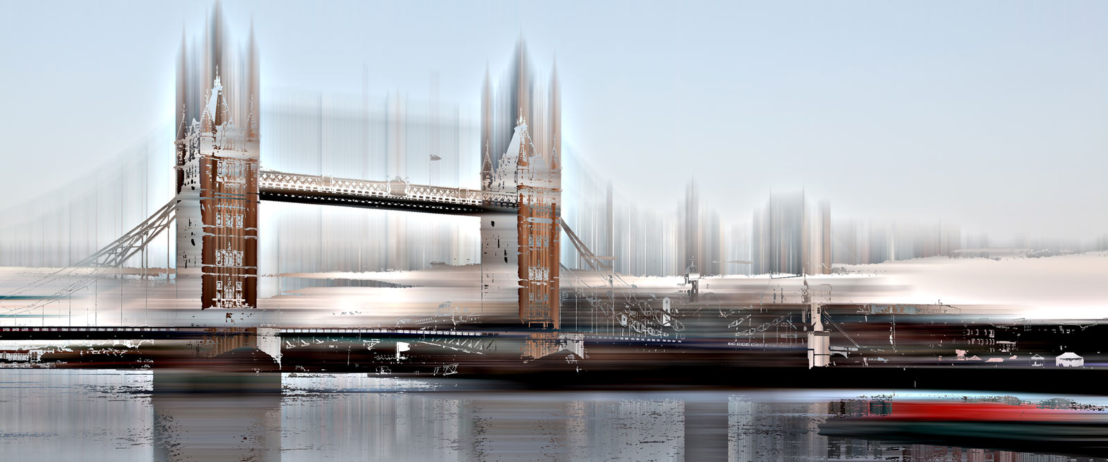 London Projections I von Sabine Wild