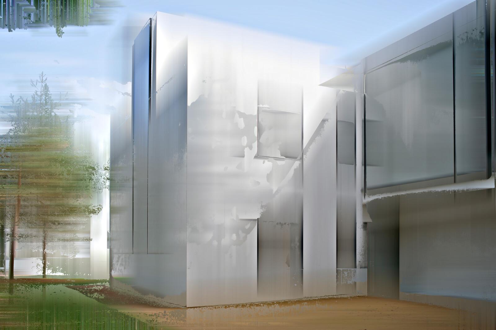 Bauhaus Dessau III - Sabine Wild