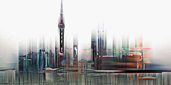 Shanghai Projections II