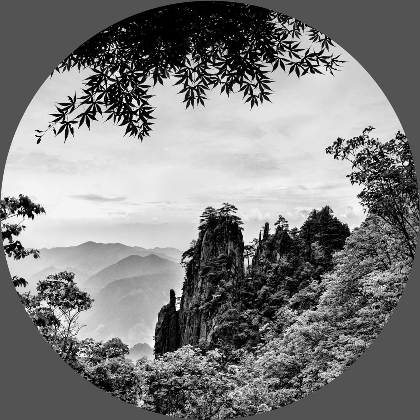 The Window to the Huangshan - Tatiana Gorilovsky