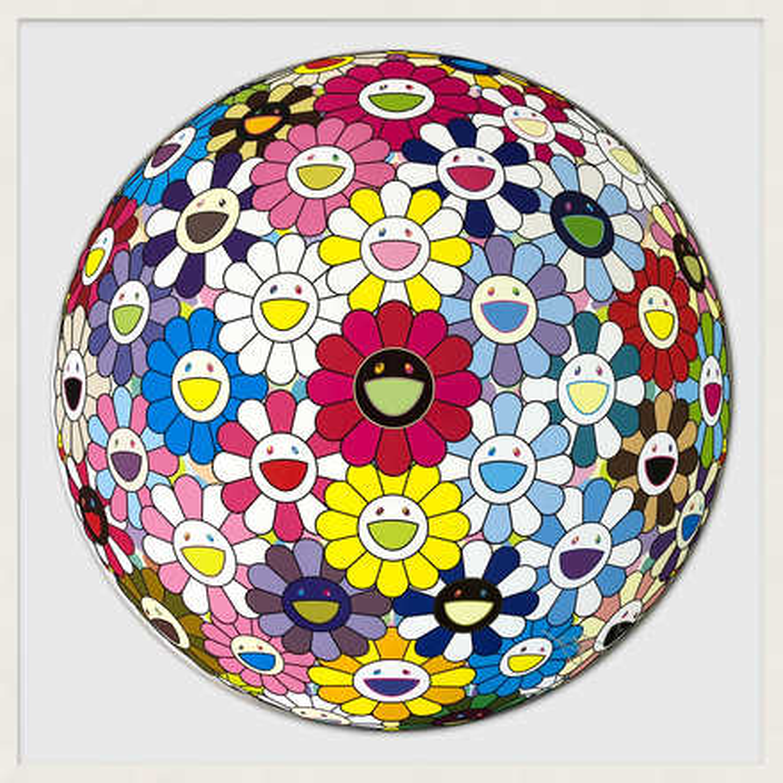 Space Show - Takashi Murakami