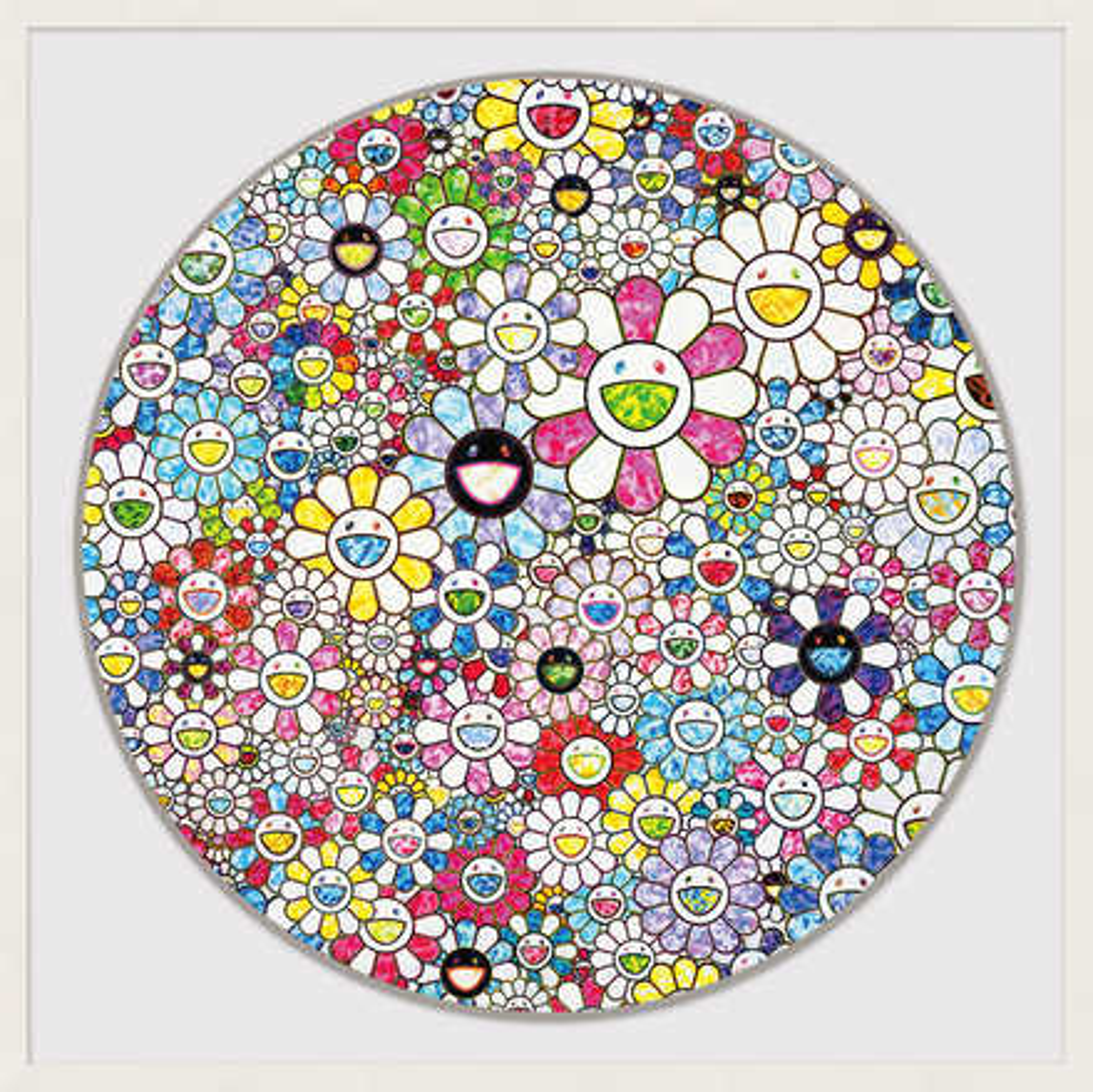 Celestial Flowers - Takashi Murakami
