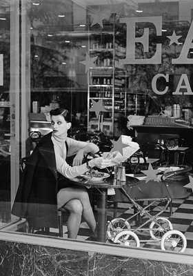 Coffee Shop von Patrick Demarchelier | Hearst | Trunk Archive