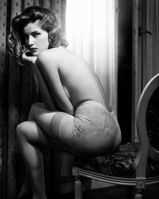 Boudoir von Vincent Peters | Trunk Archive