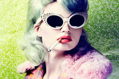 Retro Cool by Julia Kennedy | Trunk Archive