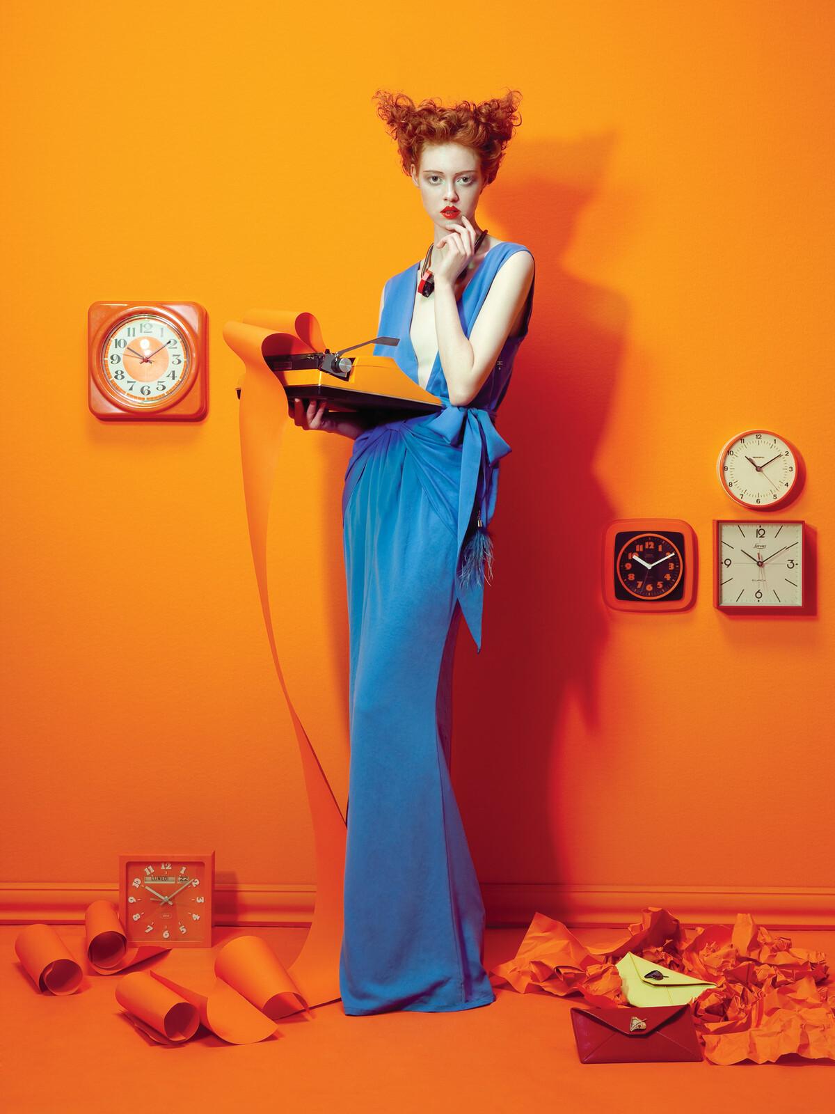 Killing Time I - Lucia Giacani | Trunk Archive