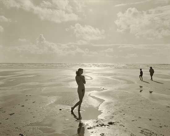 Gaëlle; Montalivet, France, 1996 - Jock Sturges | Trunk Archive