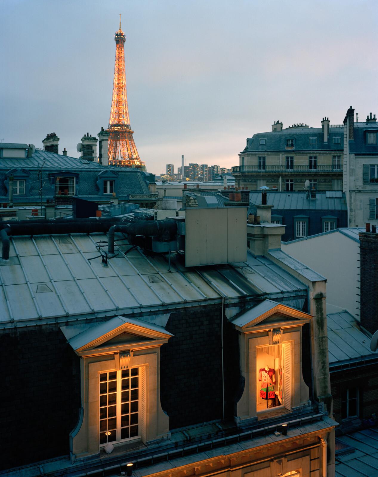 Love Me Forever, Yves Saint Laurent Atelier - Jason Schmidt   Trunk Archive