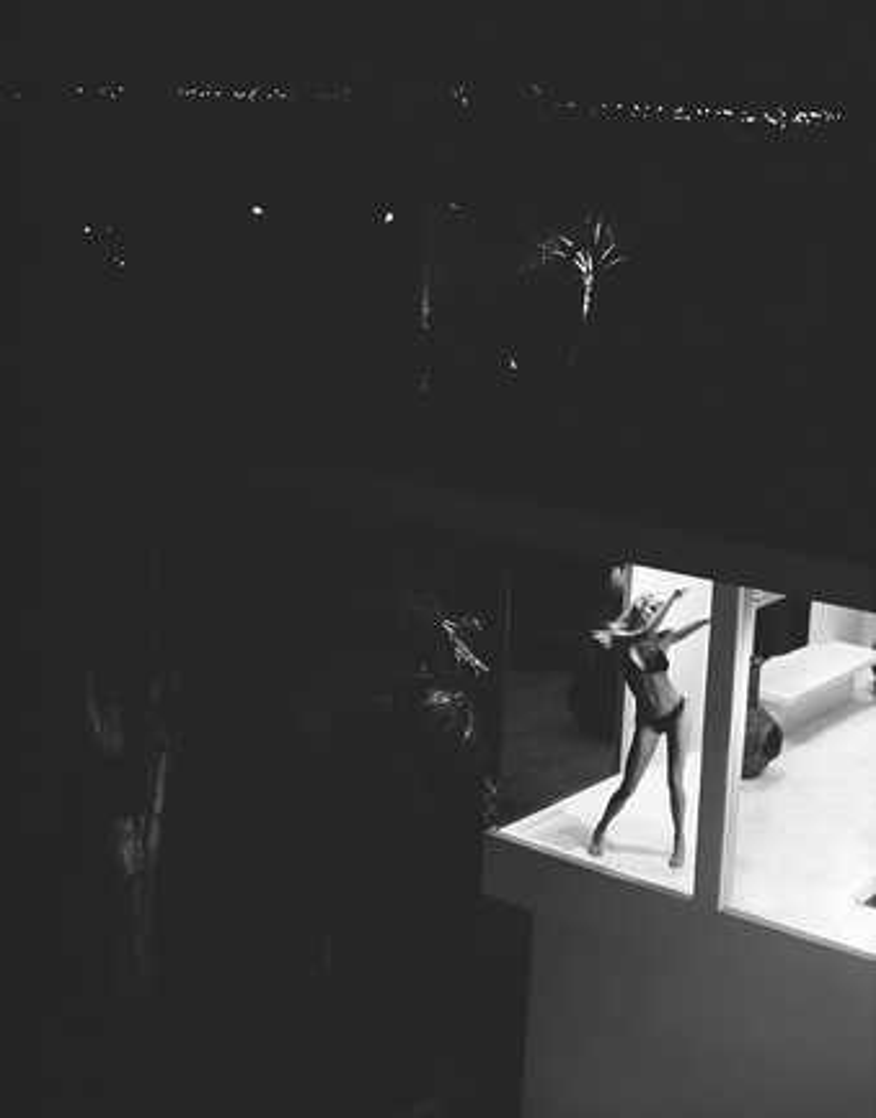 Night Dancing - Dewey Nicks | Trunk Archive