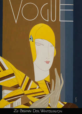 Cover, Benito I von German Vogue Collection