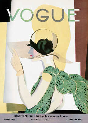 Cover, Pierre Mourgue II von German Vogue Collection