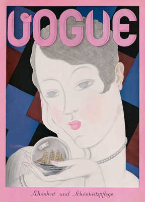 Cover, Georges Lepape II de German Vogue Collection
