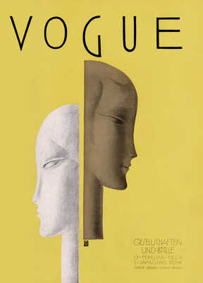 Cover, Benito III von German Vogue Collection