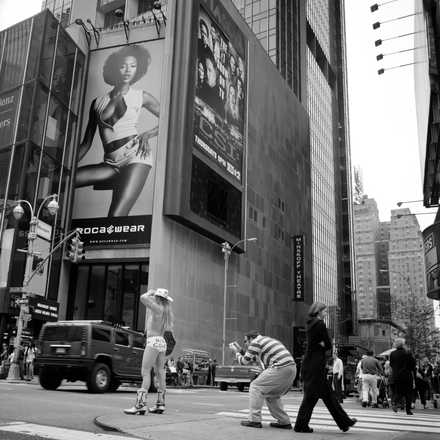Times Square#4 - Wouter Deruytter