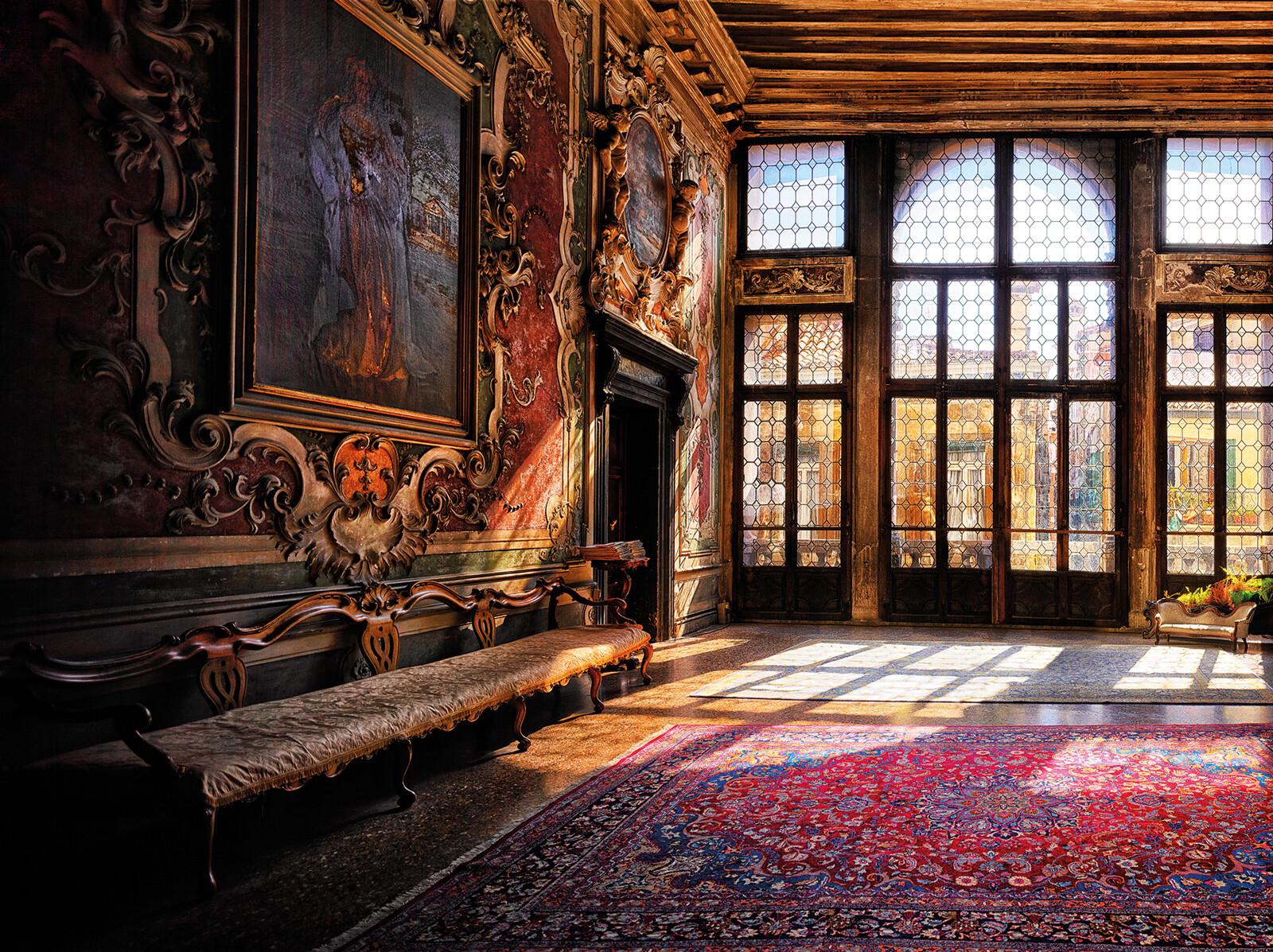 Palazzo di Alvise VI - Werner Pawlok