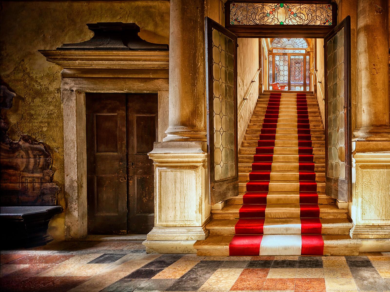 Palazzo di Alvise I - Werner Pawlok