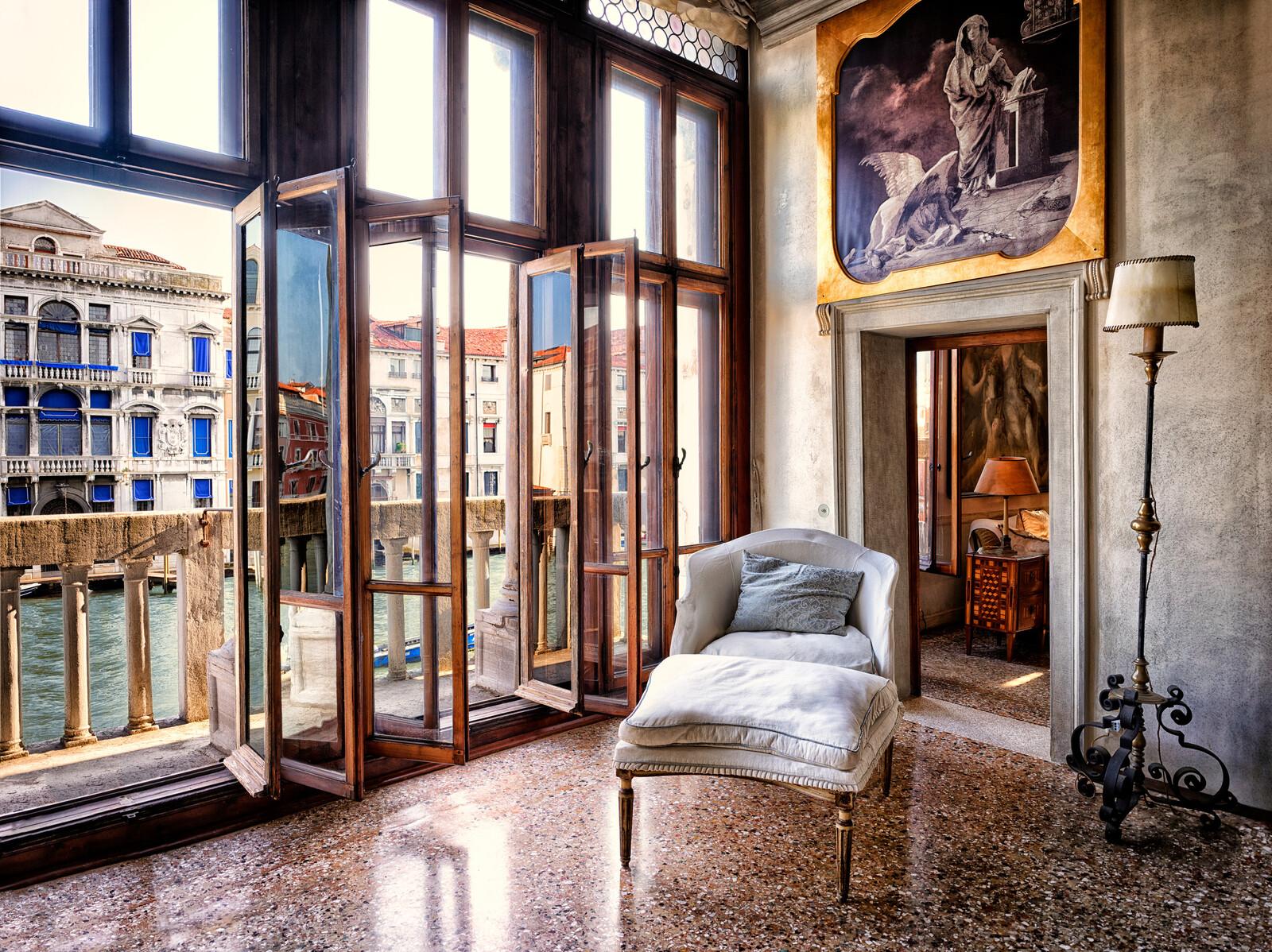 Palazzo di Victoria II - Werner Pawlok