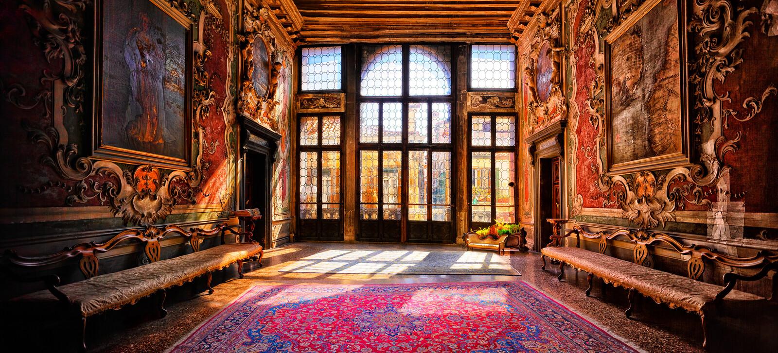 Palazzo di Alvise VII - Werner Pawlok
