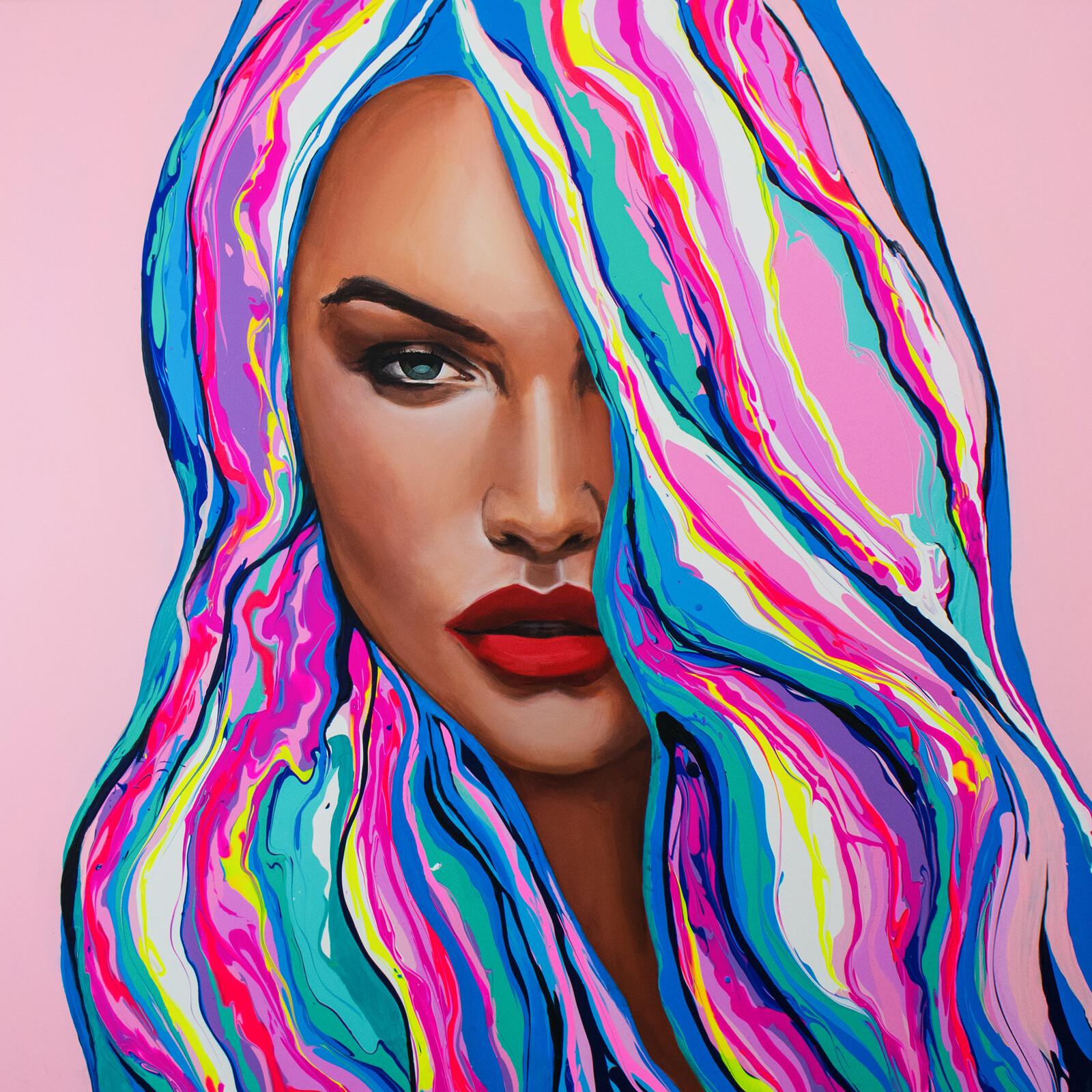 Pink Passion - Yeliza