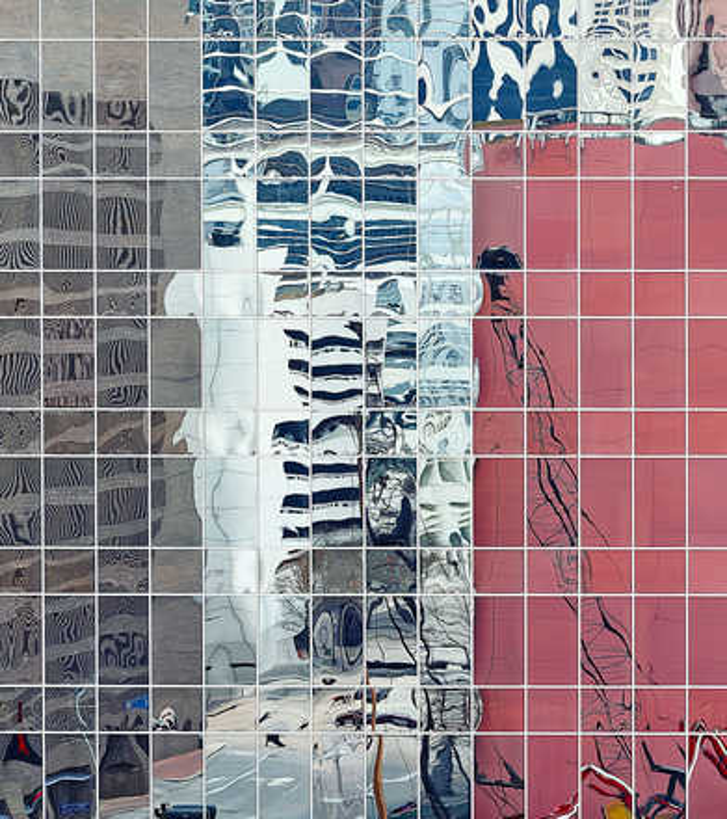 Triptych, Houston, TX - Andrea B. Stone