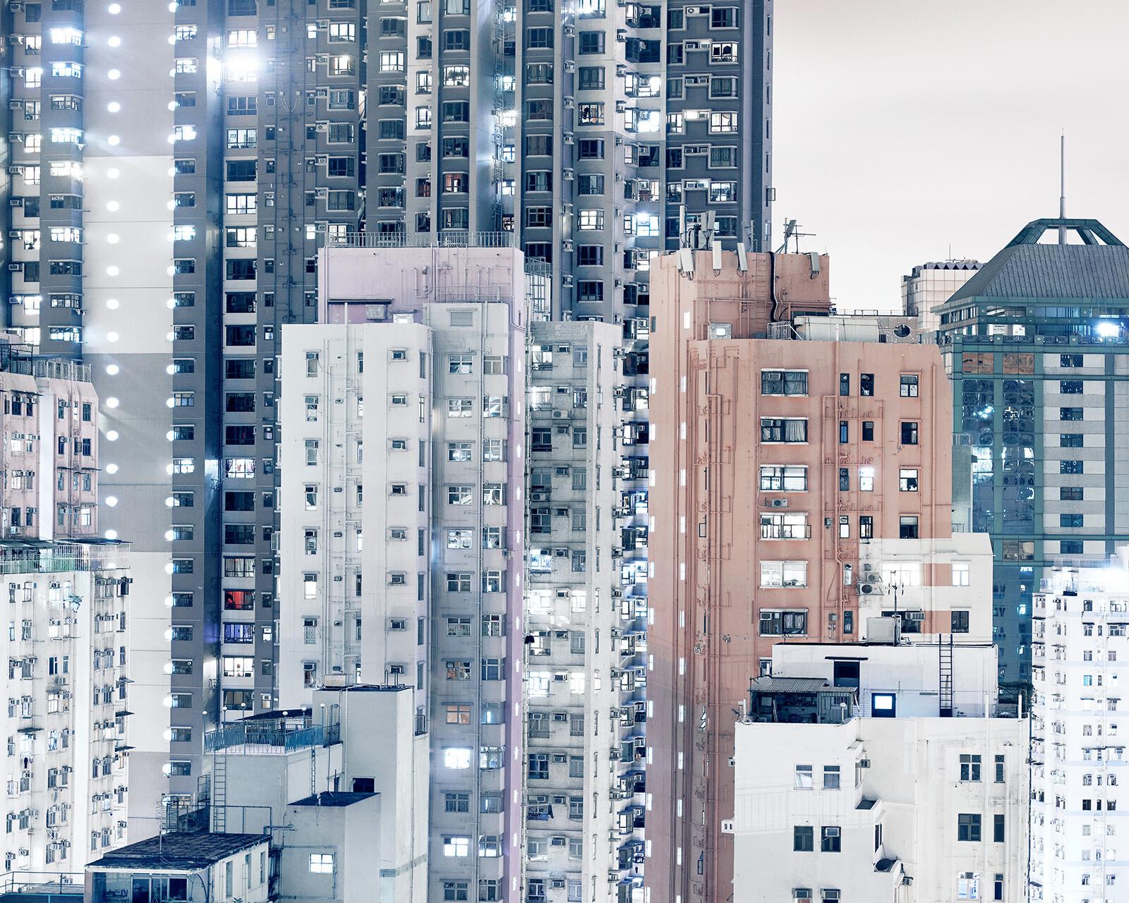 Urban landscape IV - Bence Bakonyi