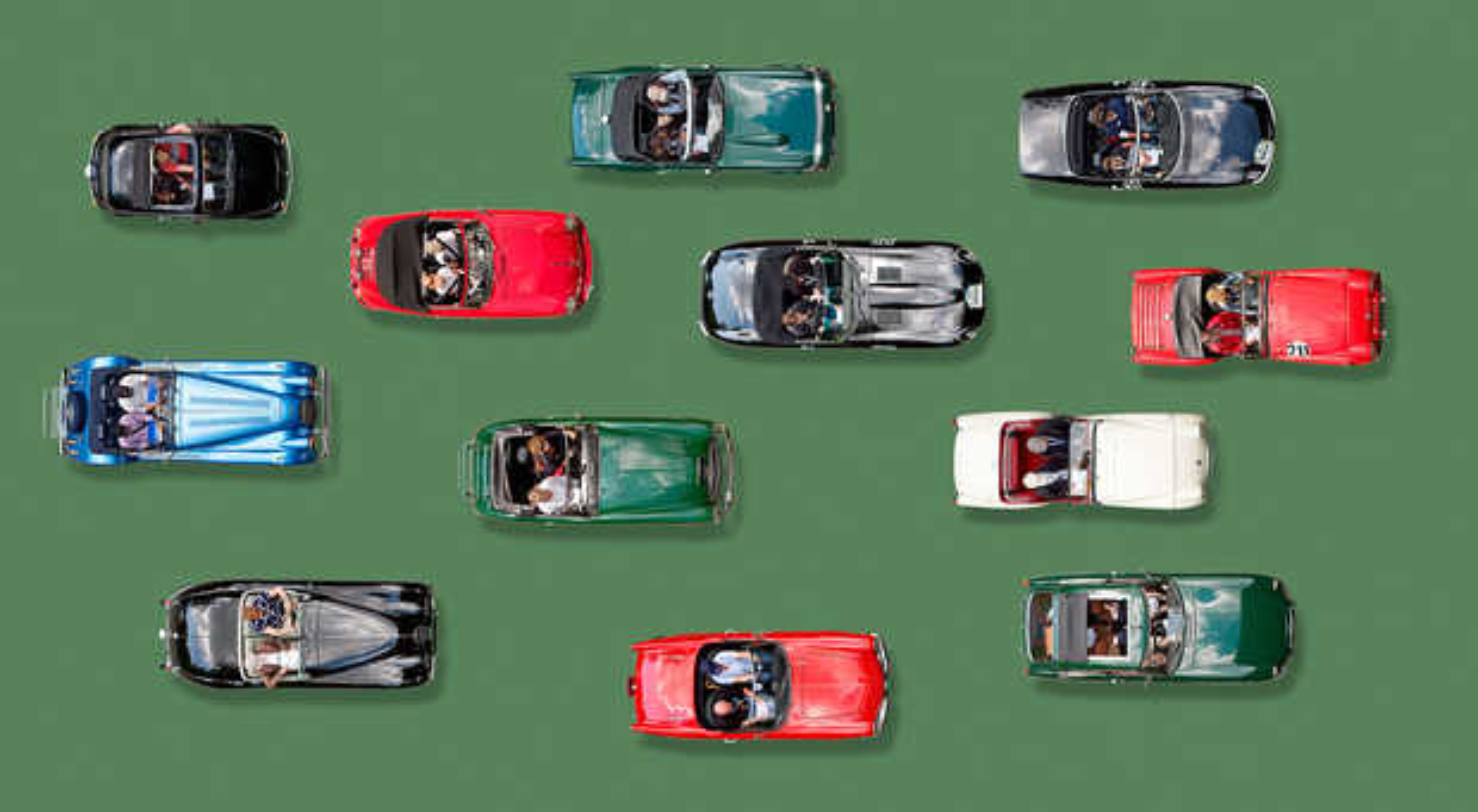 Roadster - Bernhard Schmerl