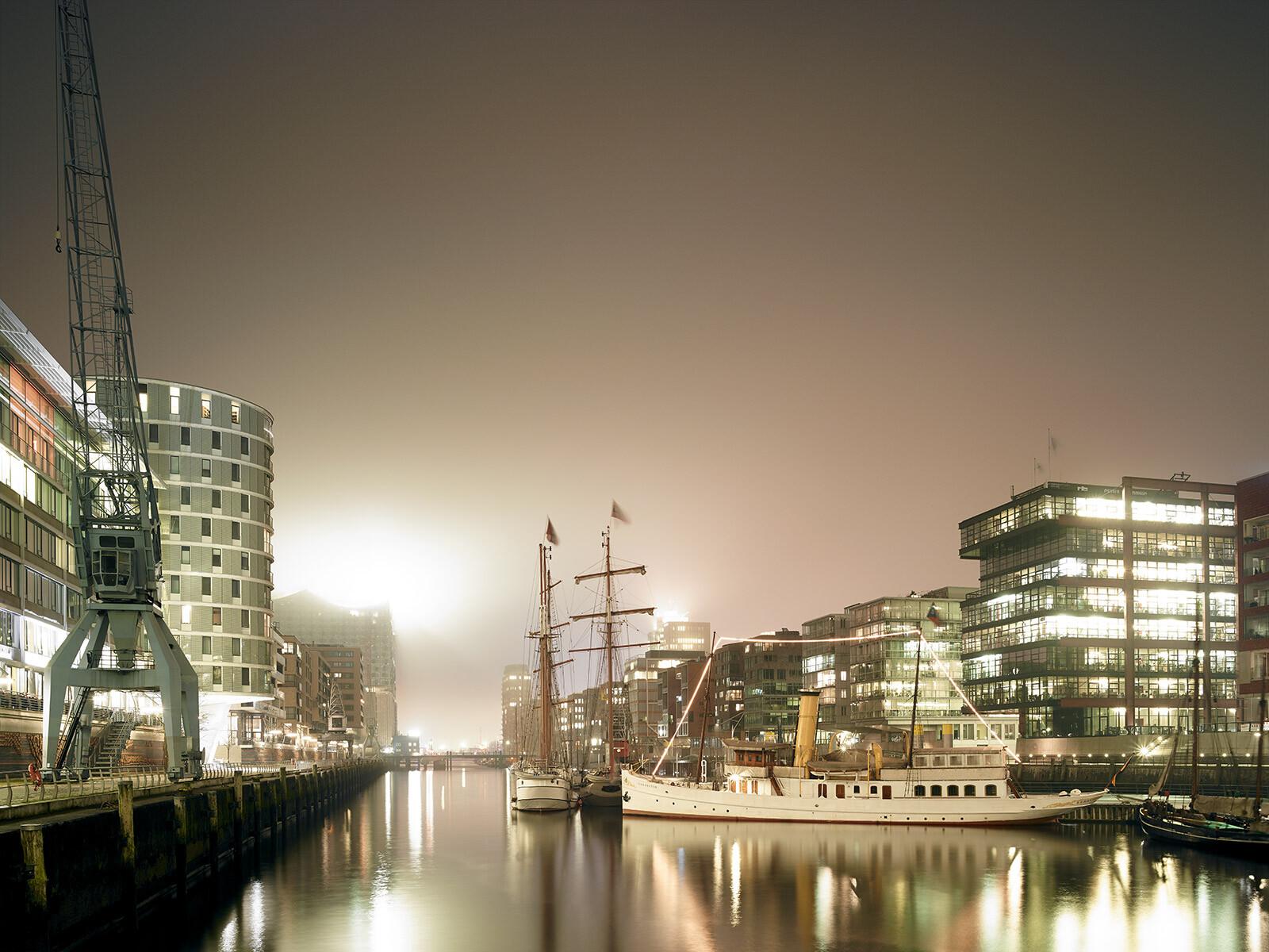 Hamburg, Hafencity - Horst & Daniel  Zielske