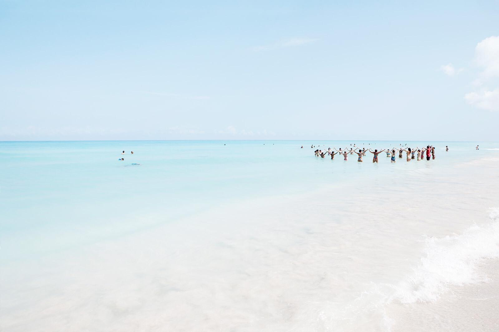 Beach II - Julia Christe