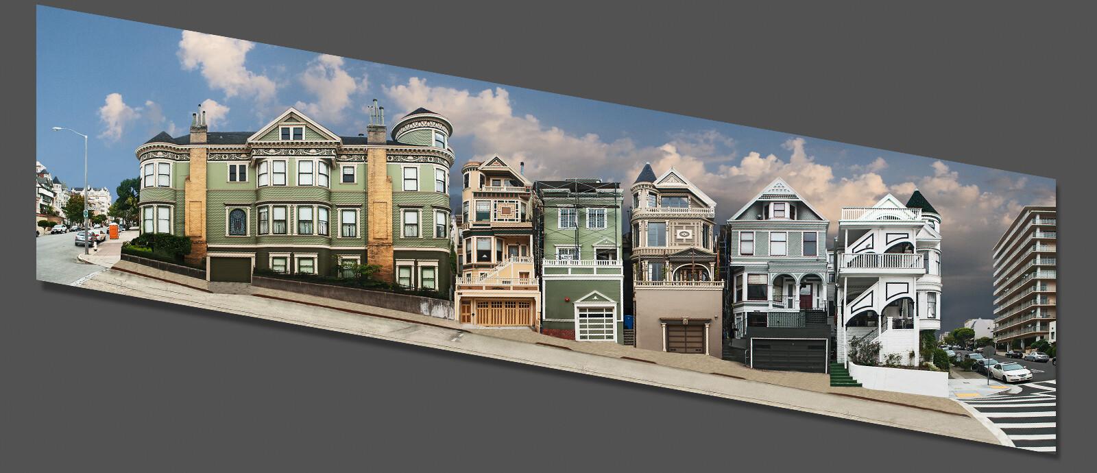 San Francisco, Octavia Street  - Larry Yust
