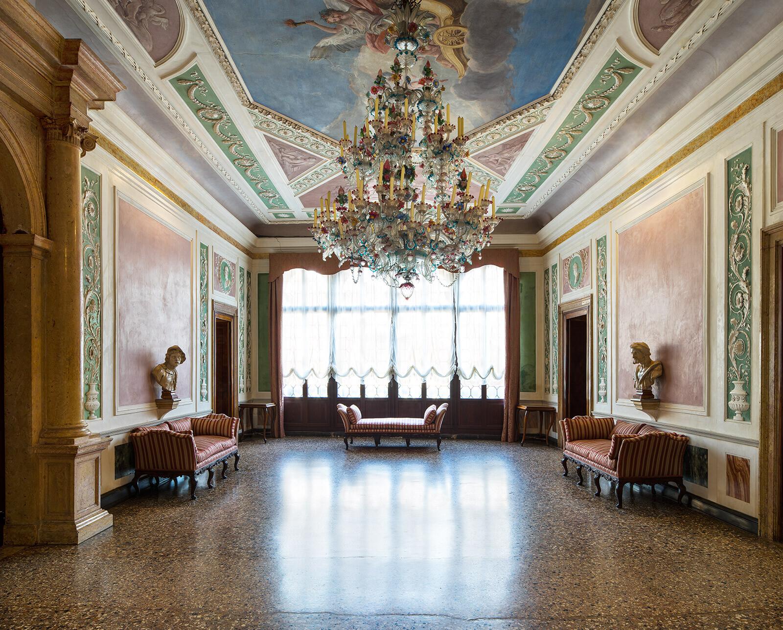 Palazzo Querini Stampalia, Sala - Reinhard Görner