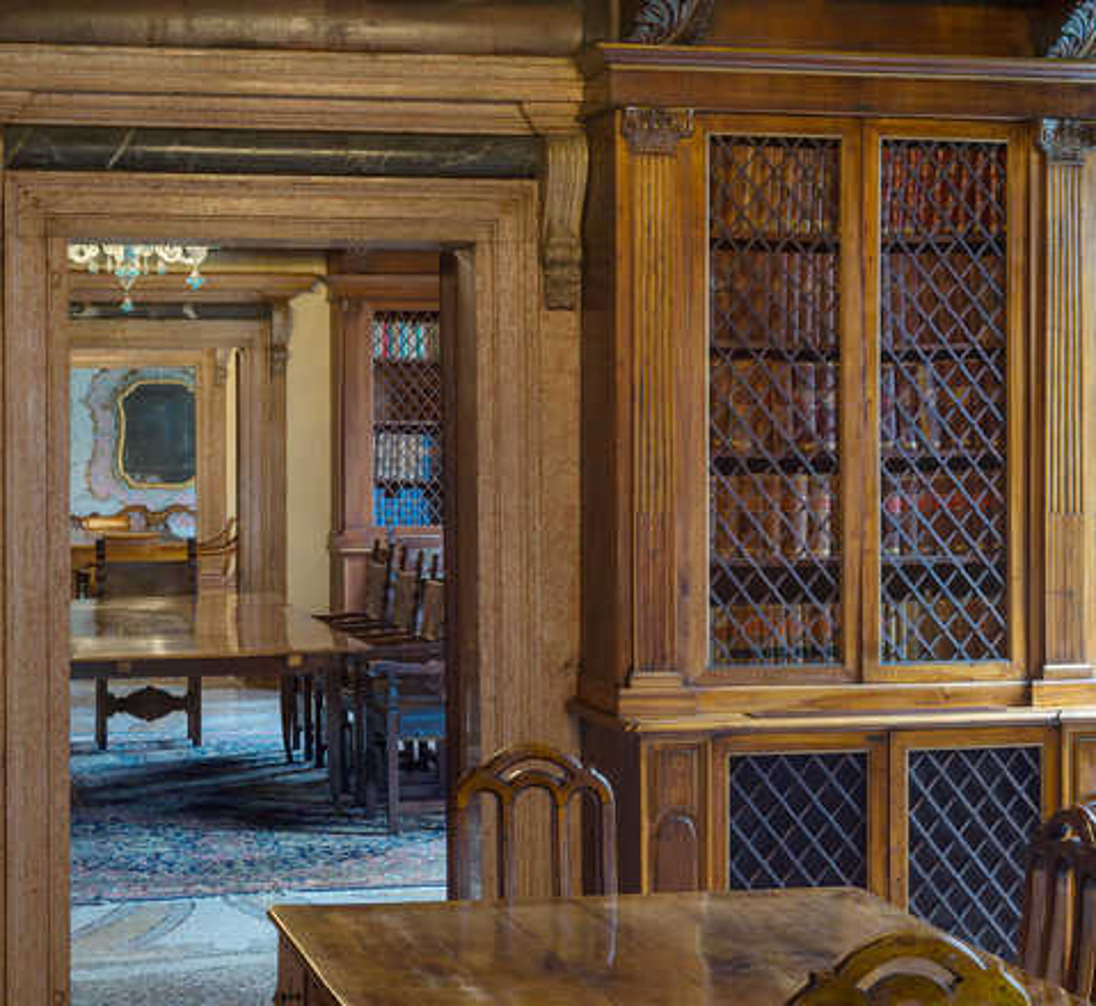 Istituto Veneto, Bibliothek - Reinhard Görner
