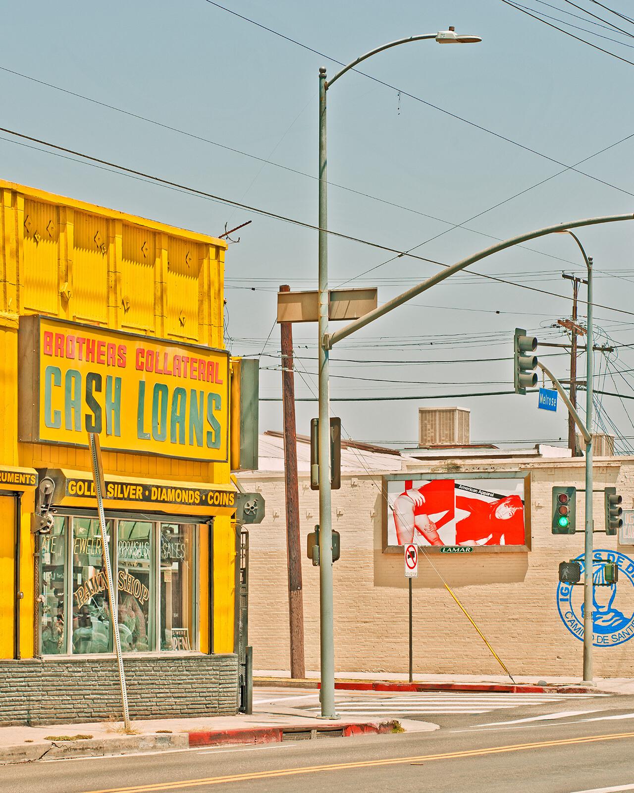 Yellow Corner - Sarah Johanna Eick