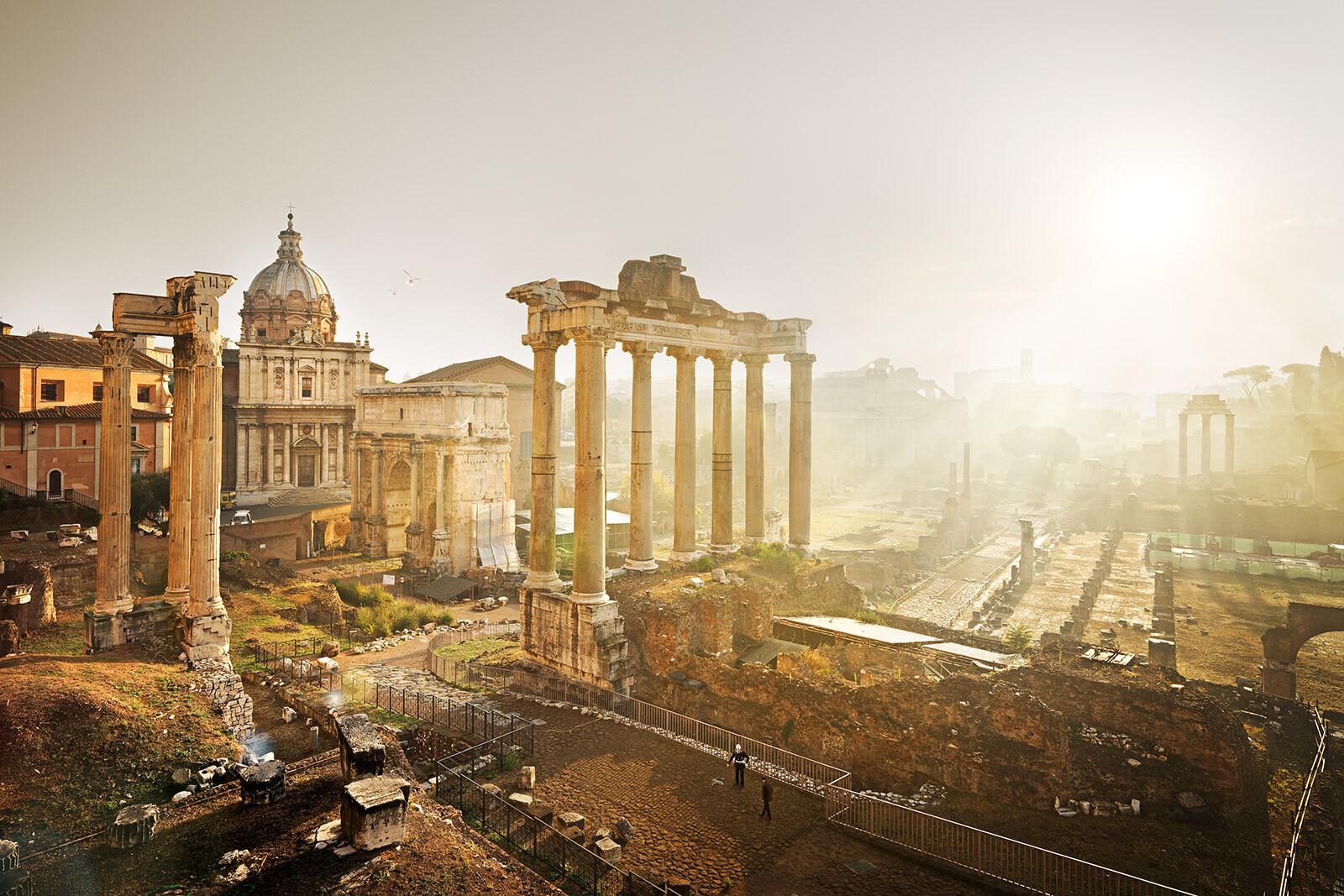 Forum Romanum - Tom Nagy