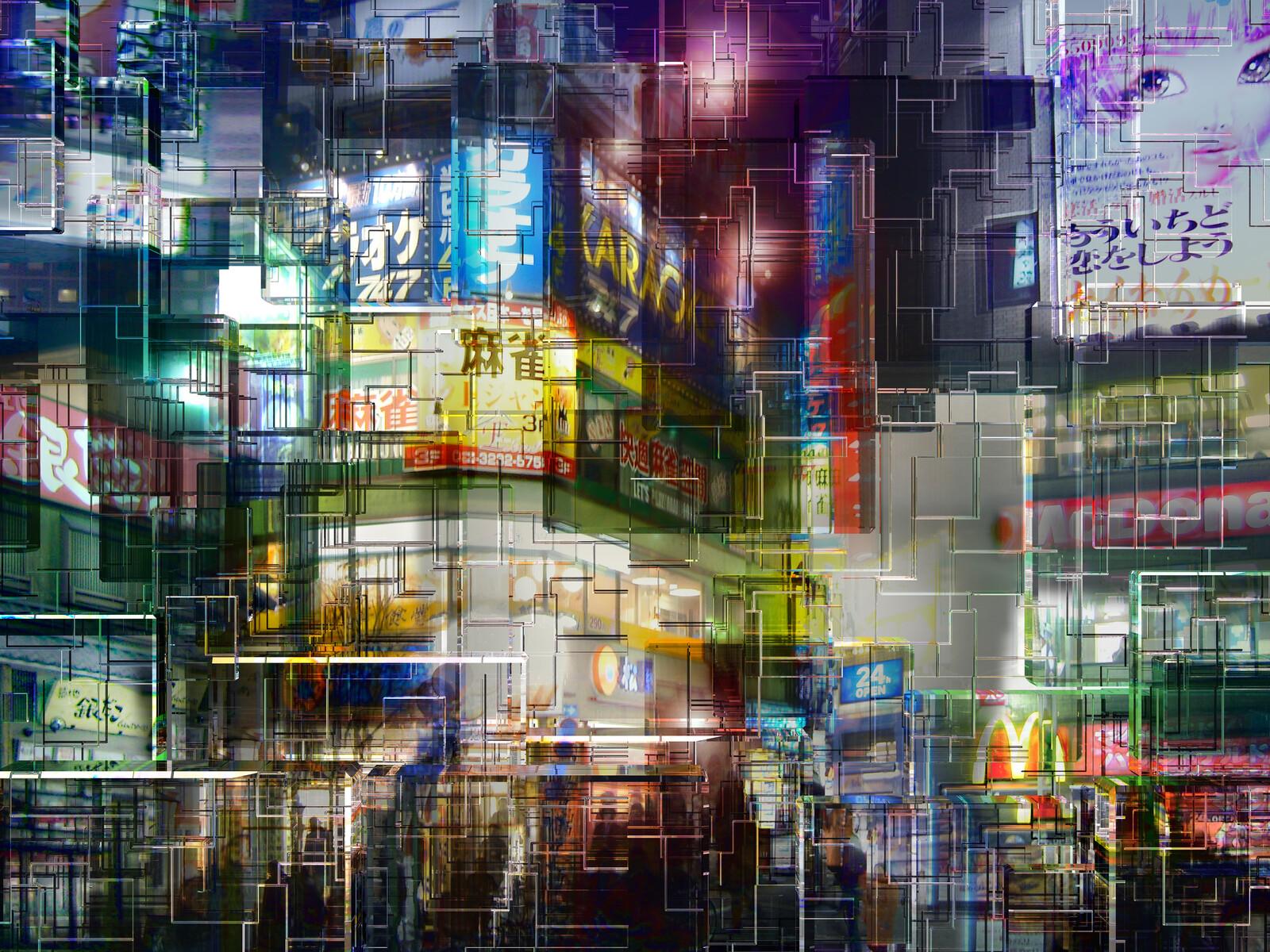 Tokio, Akihabara II - Andrej Barov